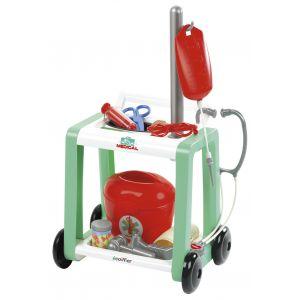 Ecoiffier Chariot de perfusion médicale