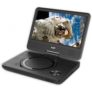"""D-jix PVS 906-20 - Lecteur DVBD portable 9"""""""