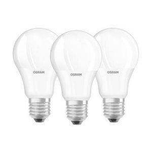 Osram 4058075819573 Ampoule LED Plastique 10,50 W E27 Blanc 3 pièces
