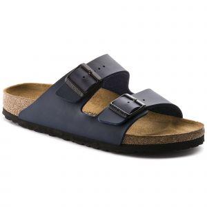 Birkenstock Arizona - Sandales - Birko-Floor bleu EU 40 Sandales Loisir