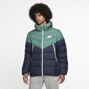 Nike Vesteà capuche Sportswear Windrunner Down Fill pour Homme - Vert - Taille XL - Male