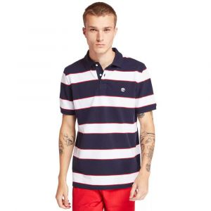 Timberland Polo SS Millers River YD Stripe Pique Polo - Couleur XXL,S,M,L,XL - Taille Multicolore