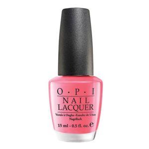 O.P.I Vernis à ongles Nll42 Elephantastic Pink