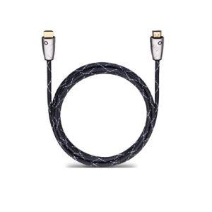 Oehlbach 124 - Câble HDMI Easy Connect Steel 1,50m
