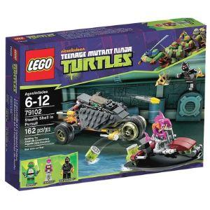 Lego 79102 - Tortues Ninja : La poursuite en carapace furtive