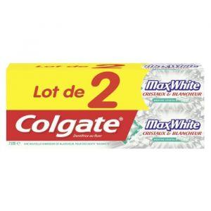 Colgate Maxwhite Cristaux   blancheur - dentifrice 75 ml ac8f61e3d05