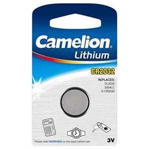 Camelion Pile bouton Lithium CR2032
