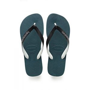Havaianas Top Mix, Tongs Mixte Adulte, Vert (Petroleum), 41/42 EU (39/40 BR)