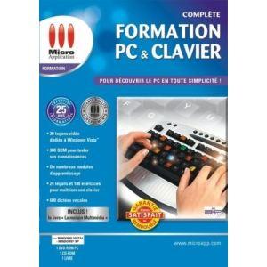 Formation complète au PC et au clavier (2009) [Windows]