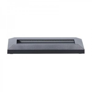 Kanlux Applique led extérieur rectangulaire - 1,7 watt - IP65 - Couleur eclairage - Blanc froid -
