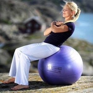 Sissel Ballon d'exercice 75 cm