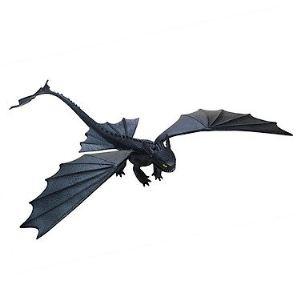 Spin Master Figurine du film Dragon 2 - Modèle aléatoire