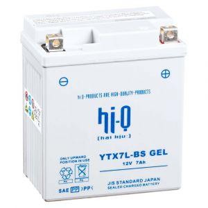 Hi-Q Batterie YTX7L-BS AGM fermé sans entretien