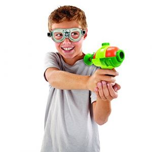 Jakks Pacific Splatoon réplique Role-Play Pistolet à encre Splatters