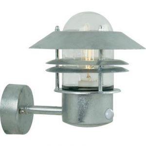 Nordlux 25031031 - Applique d'extérieur Blokhus avec détecteur de mouvement