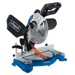 Scheppach Scie à onglet 1500 W dimaètre 210mm avec laser 230V- HM 80 L - KITY