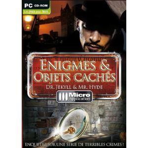 Énigmes & Objets Cachés : Dr. Jekyll & Mr. Hyde [PC]