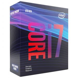 Intel Core i7-9700F (3.0 GHz / 4.7 GHz)