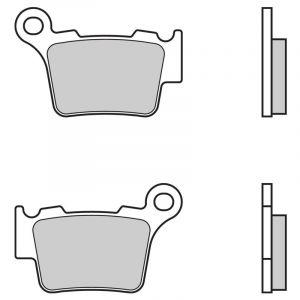 Brembo Plaquettes de frein métal fritté 07BB27SD