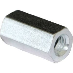 PB Fastener Entretoise M3 x 5 S55530X05 (L) 5 mm acier galvanisé 10 pc(s)