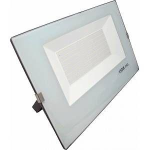 Silamp Projecteur LED Extérieur 150W IP65 - BLEU GRIS - couleur eclairage : Blanc Neutre 4000K - 5500K