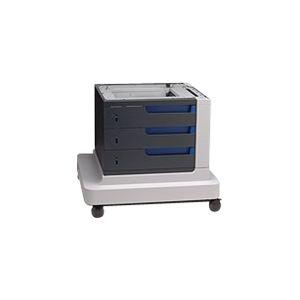 HP CC423A - Chargeur papier 3 x 500 feuilles et socle Color LaserJet