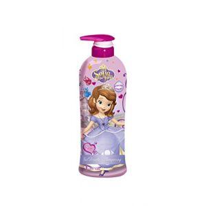 Gel douche et shampoing 2 en 1 Disney Princesse Sofia 1 L