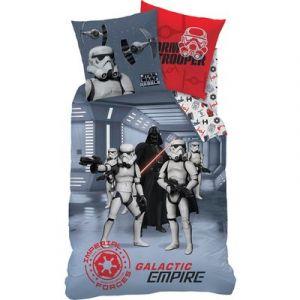 Parure housse de couette Star Wars Dark Side (140 x 200 cm)