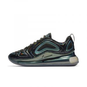 Nike Chaussure Air Max 720 pour Femme - Noir - Couleur Noir - Taille 37.5