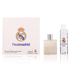 Real Madrid Coffret eau de toilette et déodorant