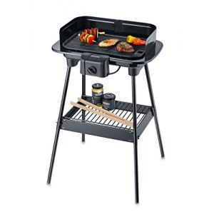 Severin PG 8534 - Barbecue électrique sur pieds
