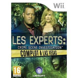 Les Experts : Complot à Las Vegas [Wii]