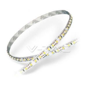 V-TAC LED Strip SMD3528 - 120 LEDs White IP65