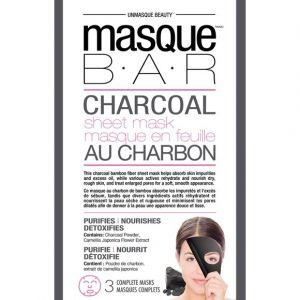 Masque Bar TISSU CHARBON