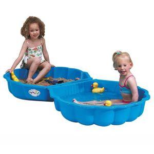 Paradiso Toys Bac à sable et piscine Coquille