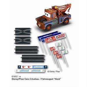 Carrera Toys 61652 - Kit d'extension Mater Cars 2 pour circuit Go!!!