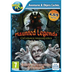 Haunted Legends : Créatures Imparfaites [PC]