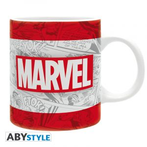 Abysse Corp Mug Logo Marvel - 320 ml