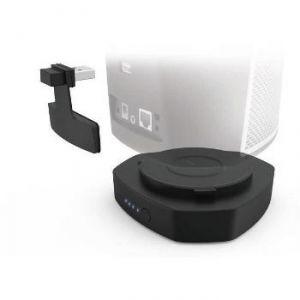 Denon Heos 1 Go Pack - Enceinte multiroom Bluetooth, Wi-Fi + batterie rechargeable et un récepteur Bluetooth