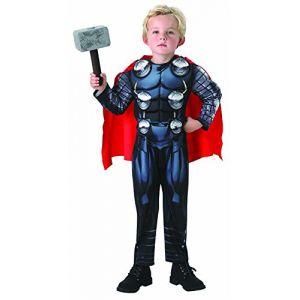 Déguisement luxe rembourré Thor enfant Avengers