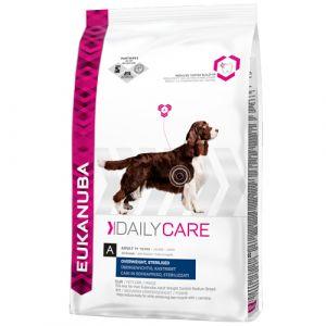 Eukanuba Daily Care Surpoids ou Stérilisé 2,5 kg