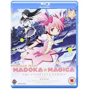 Puella Magi Madoka Magica Complete Series Collection [Edizione: Regno Unito] [Blu-ray] [Import italien]