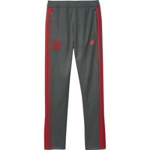 Adidas Pantalon enfant Bayern pant jr 2018/19 Gris - Taille 11 / 12 ans,9 / 10 ans