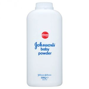Image de Johnson & Johnson Baby Powder - Poudre talc - 500 g