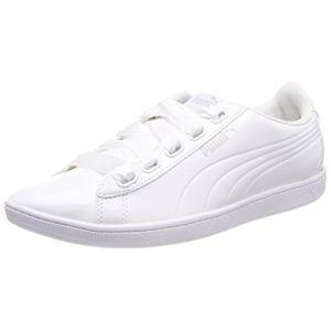 Puma Vikky Ribbon P, Sneakers Basses Femme, Blanc White White, 41 EU