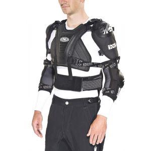 IXS Cleaver Veste de protection Noir M/L