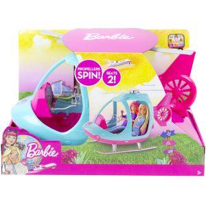 Mattel Poupée Barbie - Hélicoptère Barbie