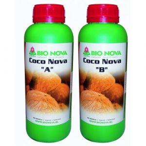 Image de Bio Nova Coco Nova A+B 1L, engrais croissance et floraison coco