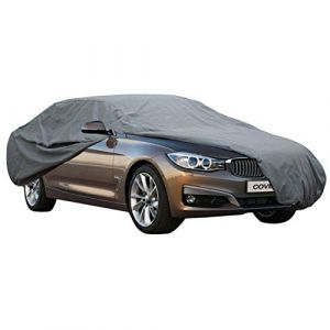 Sumex Housse de protection voiture en PVC - L - 480x175x120cm - ADNAUTOMID