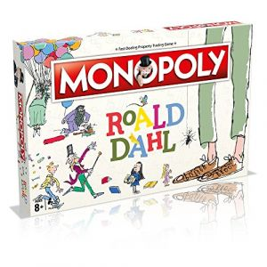 Winning Moves Monopoly - Roald Dahl Edition